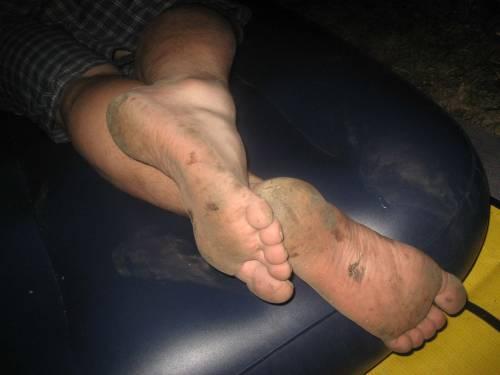 Отомстив мужу за неопрятность, пьяная китаянка с Китаянка сожгла своего
